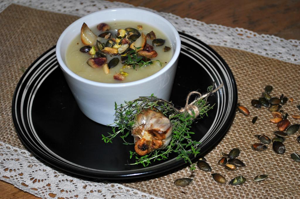 winter_soup_Patchurn_and_ celery/ Зимна супа с пъщърнак и целина