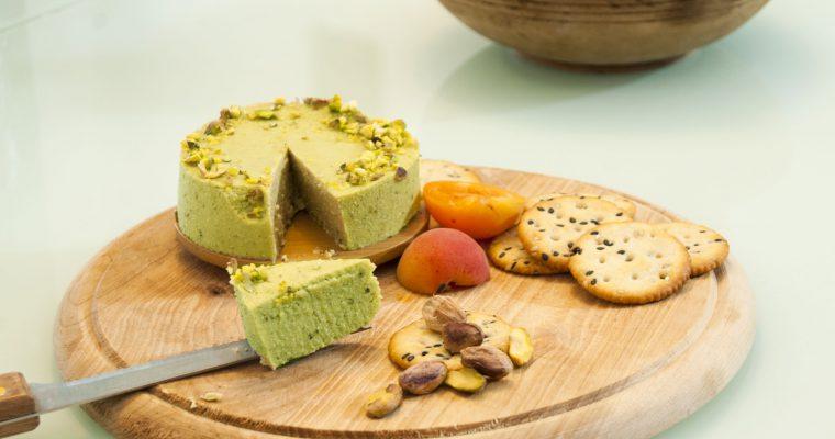 веган сирене от шам-фъстък