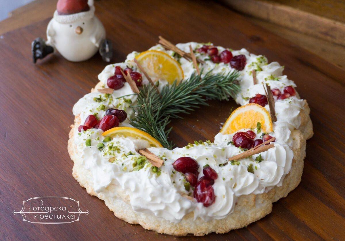 торта Павлова венец