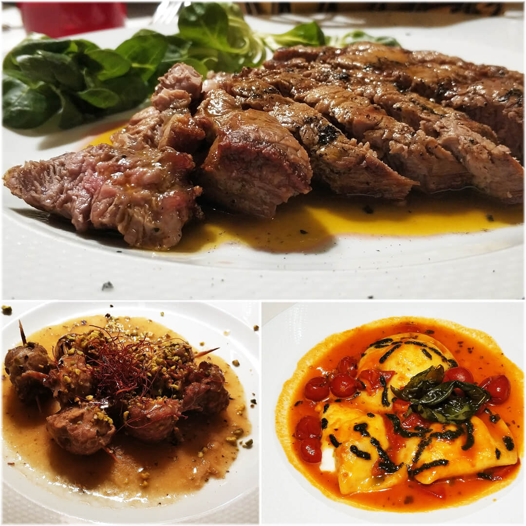 soul kitchen lunch in sasi di Matera