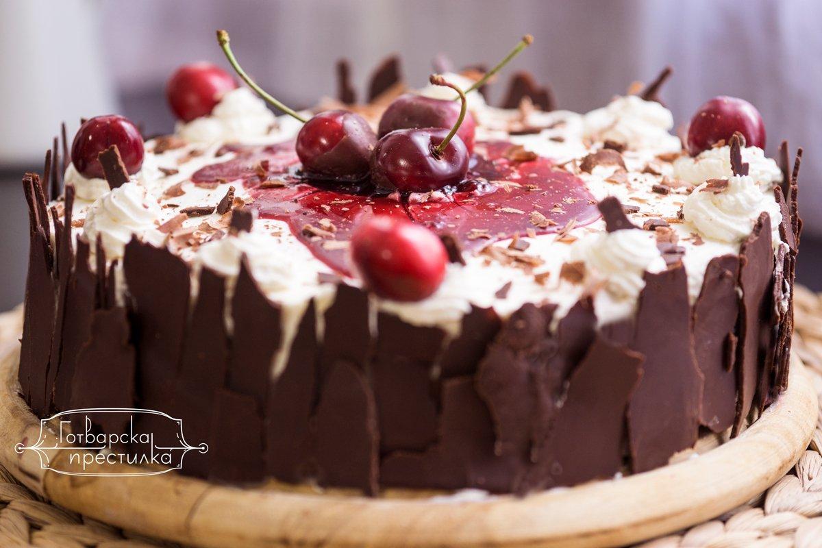 Торта Шварцвалд
