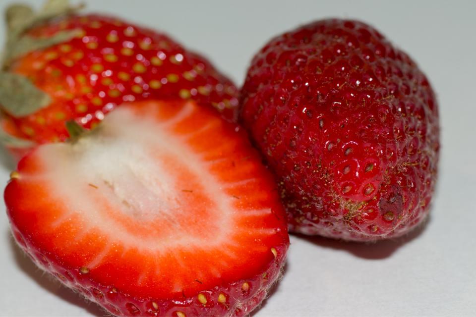 вкусът на ягодите според науката